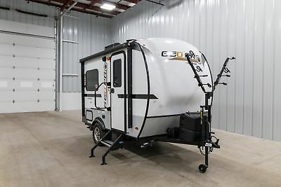 New 2019 Forest River Rockwood Geo Pro 14FK Camper RV Travel Trailer Clearance