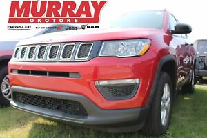 2018 Jeep Compass * UCONNECT! HEATED SEATS! REMOTE START! *
