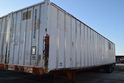53 Hyundai Shipping Container 2006 06 Module Freight Ocean Chicago Dallas La