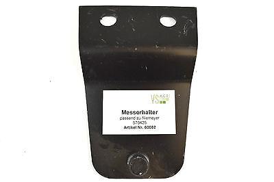 Messerhalter Blattfeder Niemeyer 570425