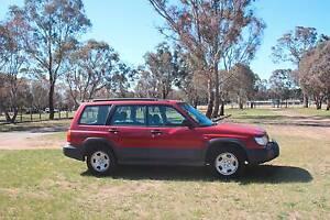 1998 Subaru Forester Wagon Flynn Belconnen Area Preview