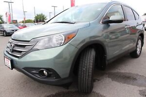 2013 Honda CR-V Touring Bluetooth, Sunroof, Heated Seats, Bac...