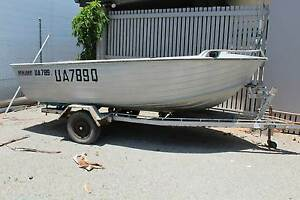 USED SEAJAY 4.4M BOAT AND TRAILER ONLY Ingham Hinchinbrook Area Preview