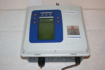Crowcon Gasmaster 4 Gasfire Alert Detector Monitor Sensor Control System Panel