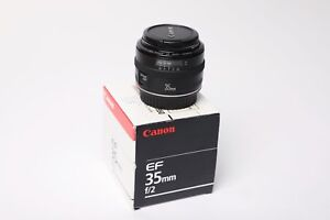 Canon EF 35mm f2 in mint condition