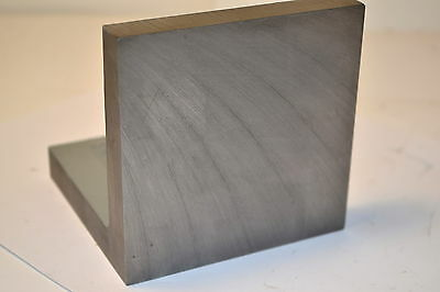 Nos Busch Usa 2404 Cast Iron Ribbed Machinists Set-up Angle Plate 4 X 4 X 4