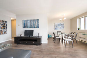 Huge Updated Two Bedroom Apartment in North London for Feb.