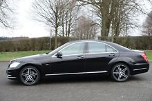 Mercedes-Benz S-Klasse Lim. S 350 CGI BE