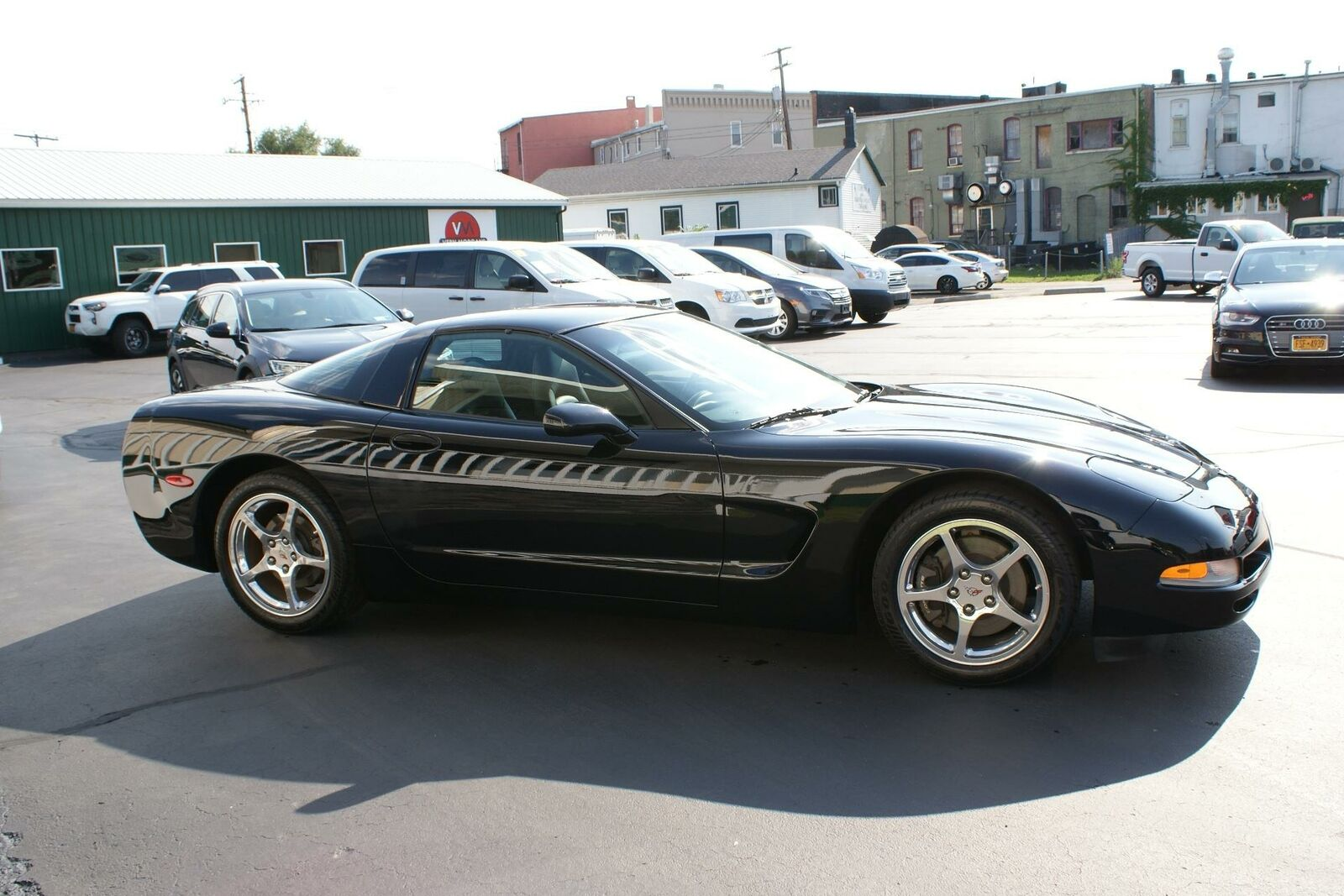 2004 Black Chevrolet Corvette   | C5 Corvette Photo 8