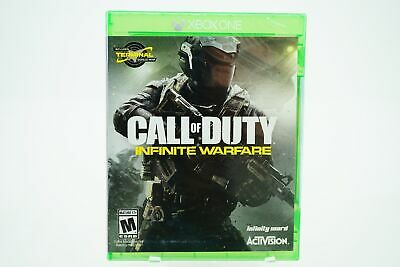 Call of Duty Infinite Warfare: Xbox One [Brand New]