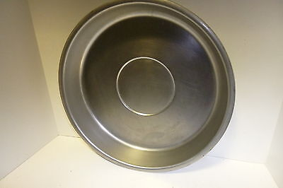 Stainless Steel Chafing Bowl 15 Diameter