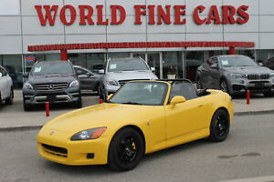 2001 Honda S2000 | AP1 | Clean Title | Accident-Free | Spa Yello