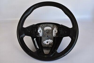 Ford Fiesta Steering Wheel LEATHER 29k miles 2011-2019