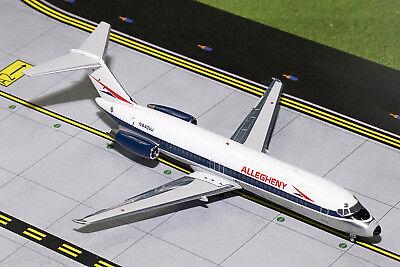 GEMINI200 Allegheny McDonnell Douglas DC-9-30 G2USA124 1/200, REG# NN940VJ. New