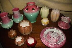 Pates Pottery - 12 pieces in total Charlestown Lake Macquarie Area Preview