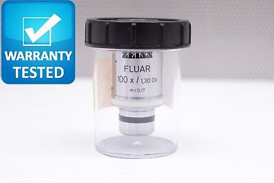 Zeiss Fluar 100x1.30 Oil Objective