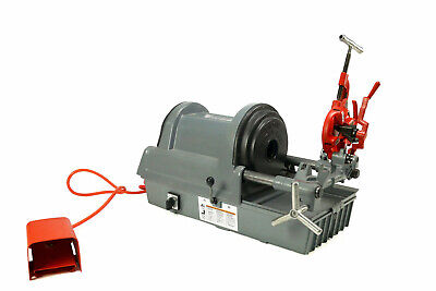 Sdt Reconditioned Ridgid 1822-i Automatic Chucking 12 - 2 Npt Pipe Threader