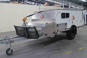CUB LONGREACH OFF ROAD CAMPER TRAILER Kilburn Port Adelaide Area Preview