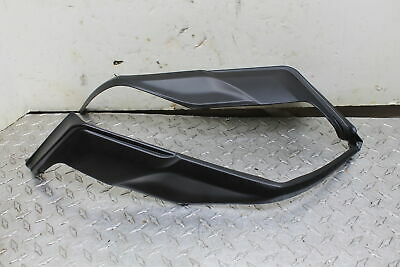 13 16 TRIUMPH DAYTONA 675 AFTERMARKET RIGHT LEFT FRONT SIDE SEAT PANEL