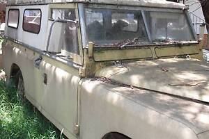 1975 Land Rover (4X4) Coupe Yass Yass Valley Preview