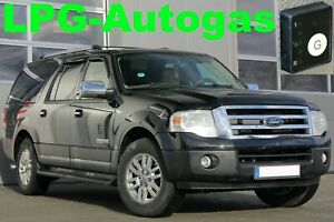 Ford Expedition EL 5,4 V8 LPG-Autogas 8Sitze DVD Navi