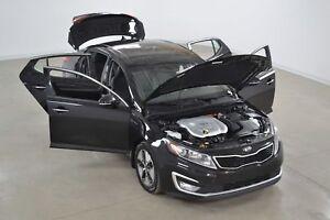 2013 Kia Optima Hybrid GPS*Cuir*Toit Ouvrant*Sieges Chauffants