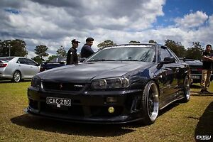 1998 Nissan Skyline Prestons Liverpool Area Preview