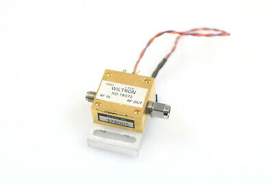 Wiltron X-band Amplifier Nd-19072 7.9-12.5ghz