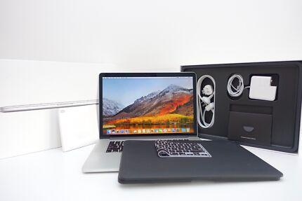 """Macbook Pro RETINA 15"""" 2014 + MAXED specs 1TB SSD 16gb DUAL VIDEO"""