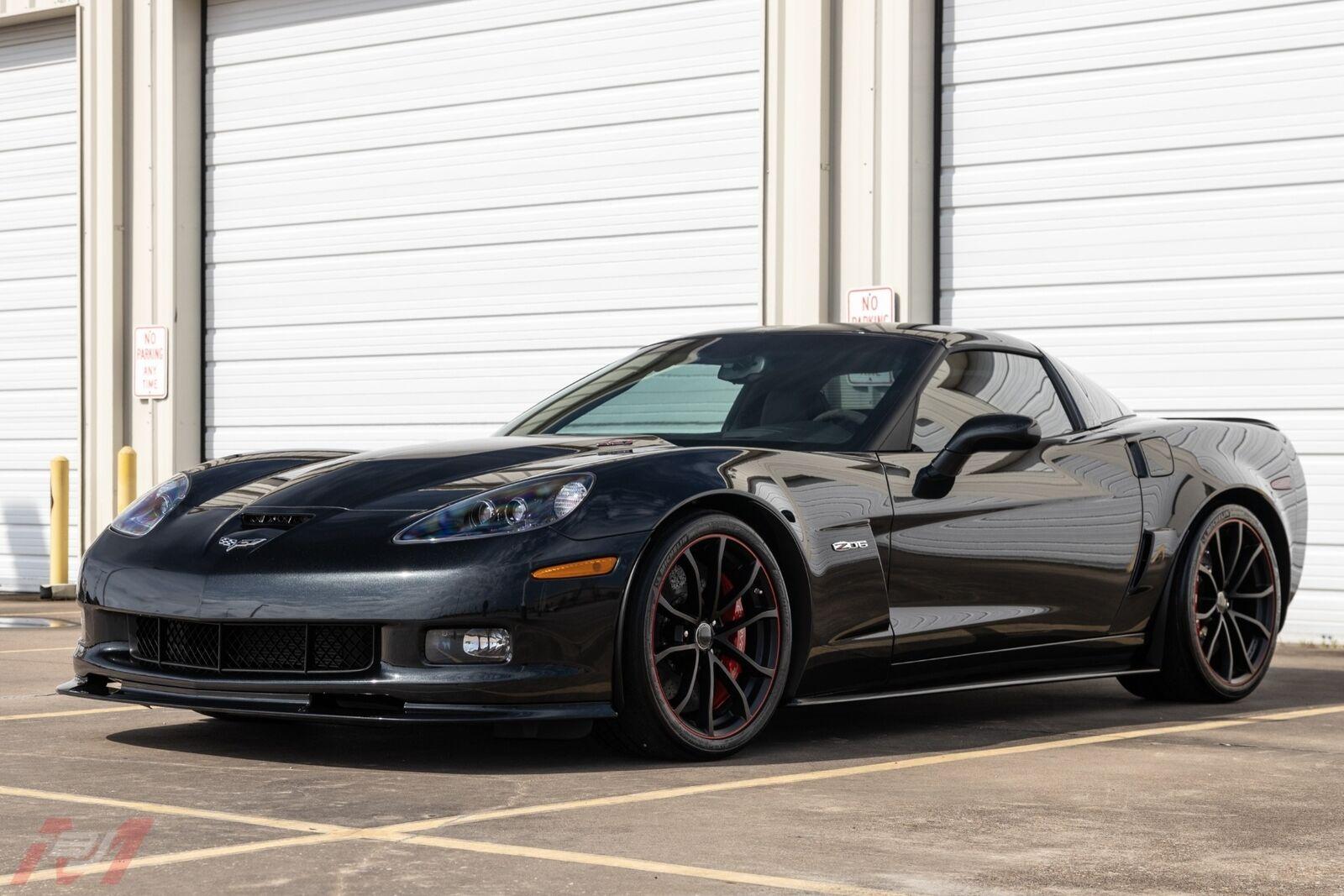 2012 Carbon Flash Metallic Chevrolet Corvette Z06    C6 Corvette Photo 8