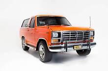 1983 Ford Bronco 2X2 Wagon LPG 5.8 Litre, Auto, Air Cond, P/Steer Penrith Penrith Area Preview