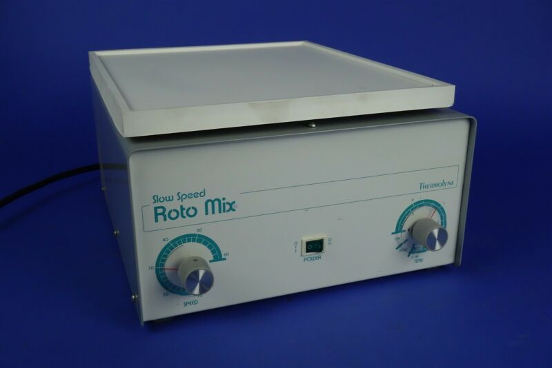 Barnstead / Thermolyne M71735 Roto Mix Rotating / Shaker Shaking Platform