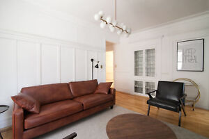 FURNISHED // STEPS FROM CONCORDIA // TRENDY LIFESTYLE