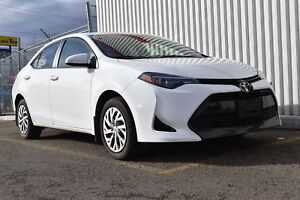2017 Toyota Corolla LE[FORWARD COLLISION/LANE DEPARTURE WARNING]