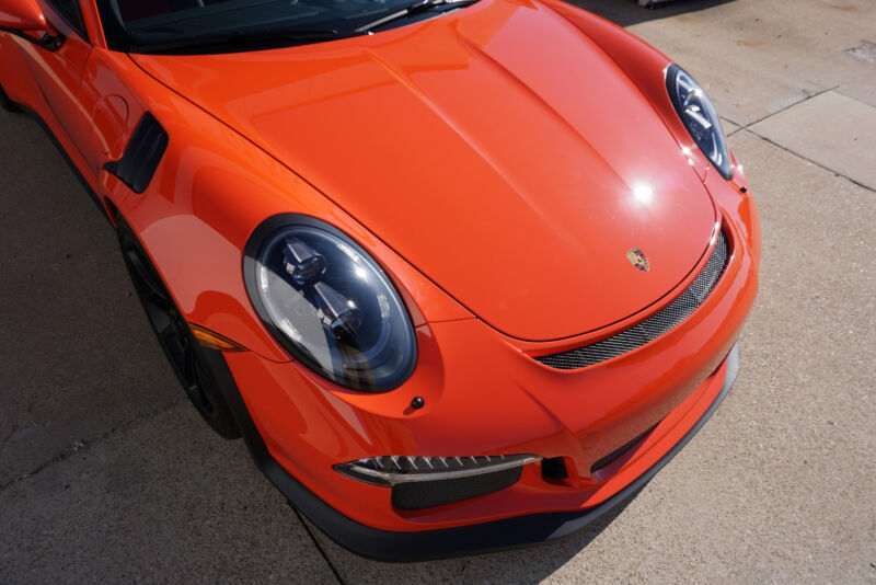 Image 2 Coche Americano usado Porsche 911 2016