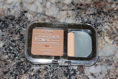 L'Oreal True Match Roller Foundation - n5-6 True Beige/Honey Beige NOT CRACKED - Cracked Face Makeup