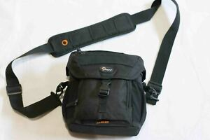 LOWEPRO NOVA 140AW BLACK Camera Bag