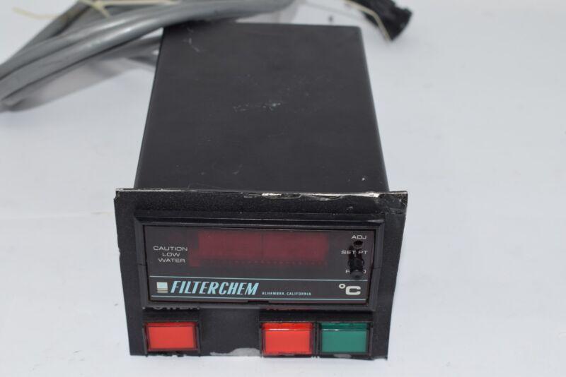 FilterChem Cr 108134 Water Heat Cool Controller Unit