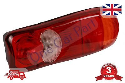 BP90-105 x 2 *PAIR of Volvo FE Rear Tail Light Eclipse Lens LH /& RH
