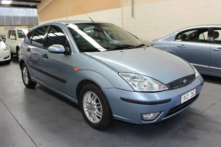 Ford Focus Full DService Records 1 Year Warranty