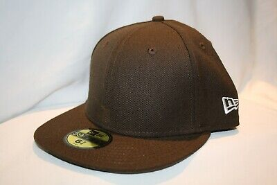 New Era Flitted 59FIFTY Brown Cap + New Era Gift Box + free delivery