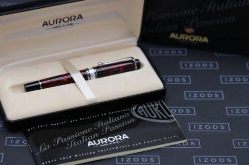 Aurora Optima Burgundy Rollerball Pen - UNUSED 5