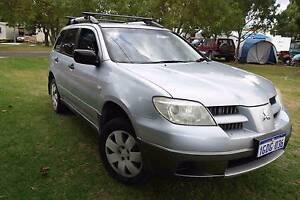 2004 Mitsubishi Outlander Wagon Mornington Peninsula Preview