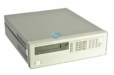 Hp Agilent 6625a System Dc Power Supply Opt 700 750