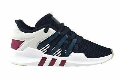 Racing Womens Schuhe (Adidas EQT Racing ADV Women legend ink petrol Sneaker Schuhe blau weiß BY9797)