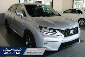 2013 Lexus RX 350 F Sport, Leather, Heated/Vented Seats, Sunroof