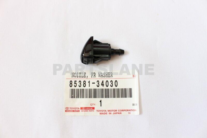 85381-34030 Toyota Oem Genuine Nozzle Sub-assy, Washer