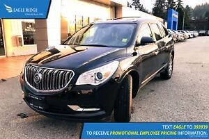 2017 Buick Enclave Leather AWD, Heated Seats, Sun Roof