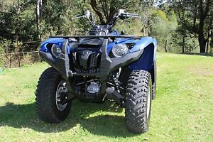 Yamaha Grizzly Auto 4x4 Quad - low hours Maitland Maitland Area Preview