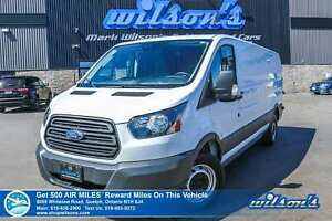 2017 Ford Transit T-250 Low Roof Extended 3.5L 148 WB - Rear Cam
